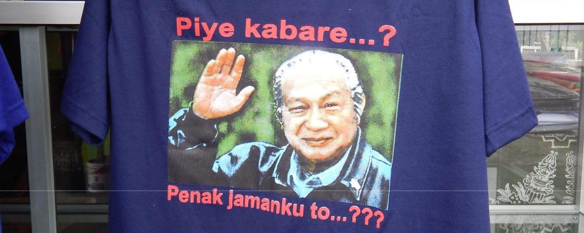 Der Reichtum der Suharto-Familie
