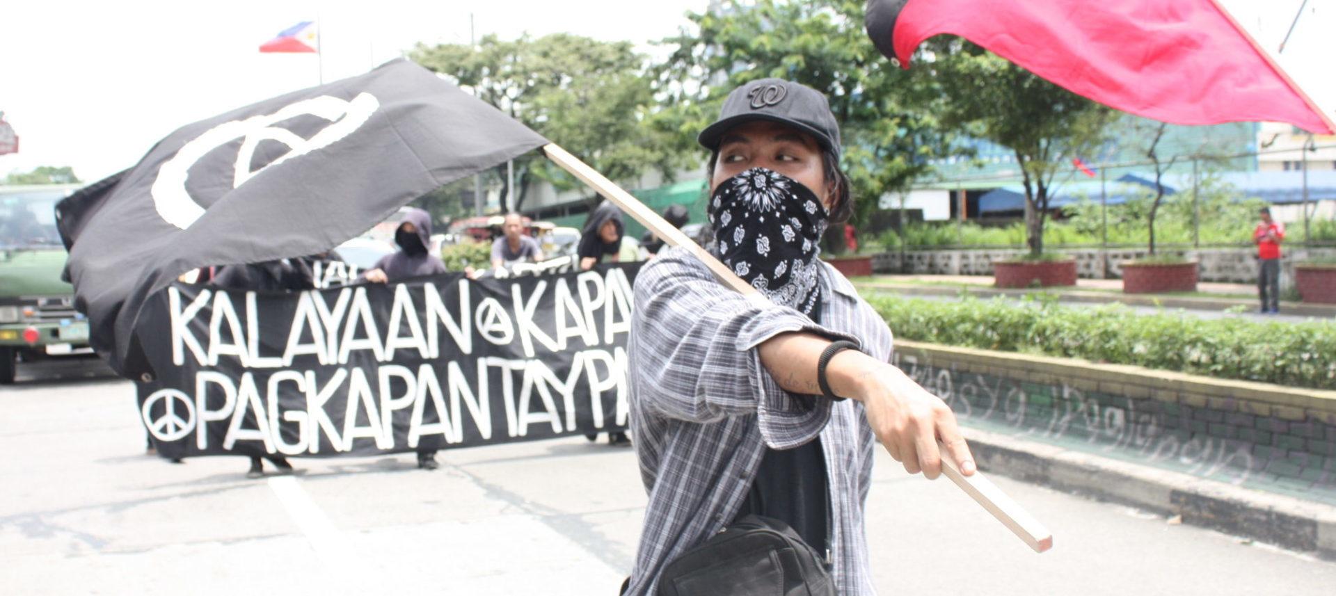 Vom Barangay zum Infoladen: Der philippinische Anarchismus ist gut verankert