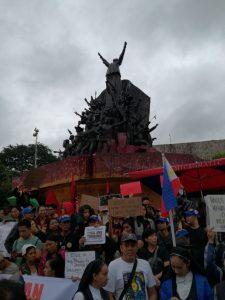 Feuer und Zorn auf den Philippinen: Der Kampf gegen Dutertes Inferno