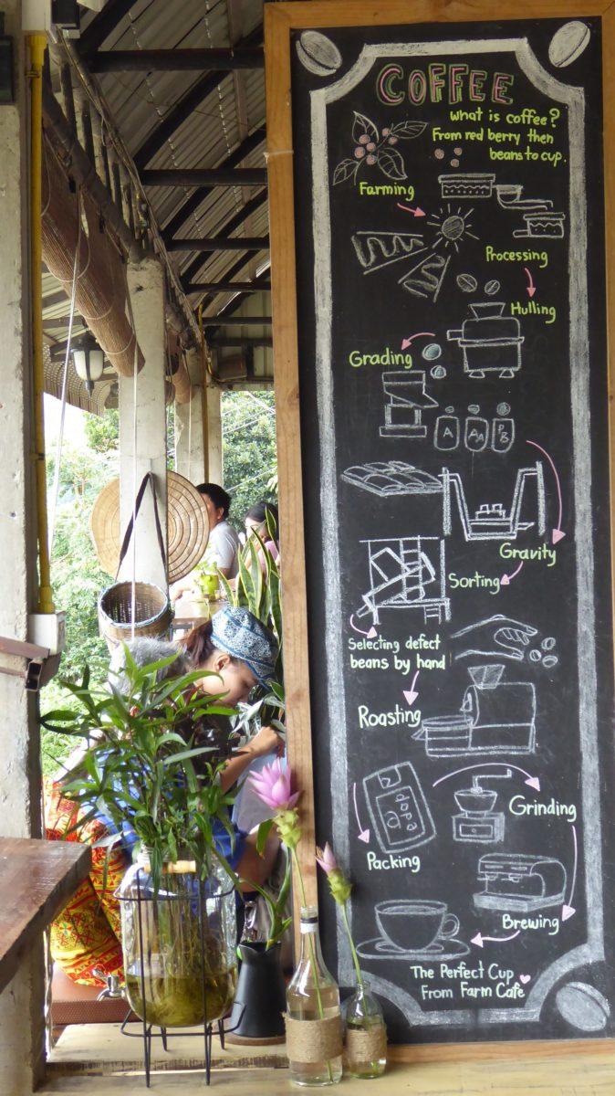 Der Weg zum Kaffee © Eva Kunkel
