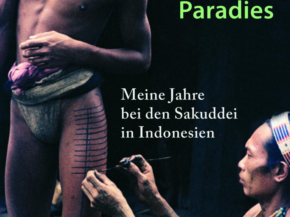 Buchcover: Reimar Schefold: Ein bedrohtes Paradies © Quintus Verlag
