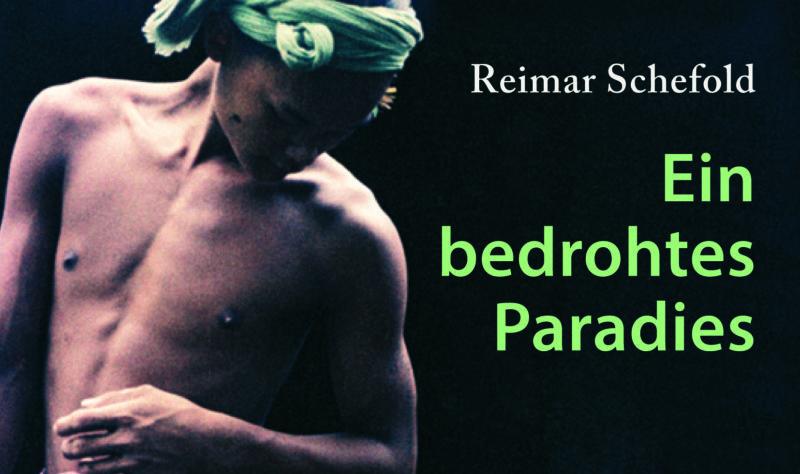 Ausschnitt Buchcover: Reimar Schefold: Ein bedrohtes Paradies © Quintus Verlag
