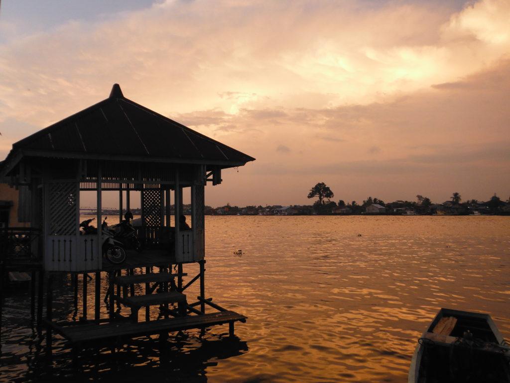 Kapuas Fluss, Indonesien © Timo Duile