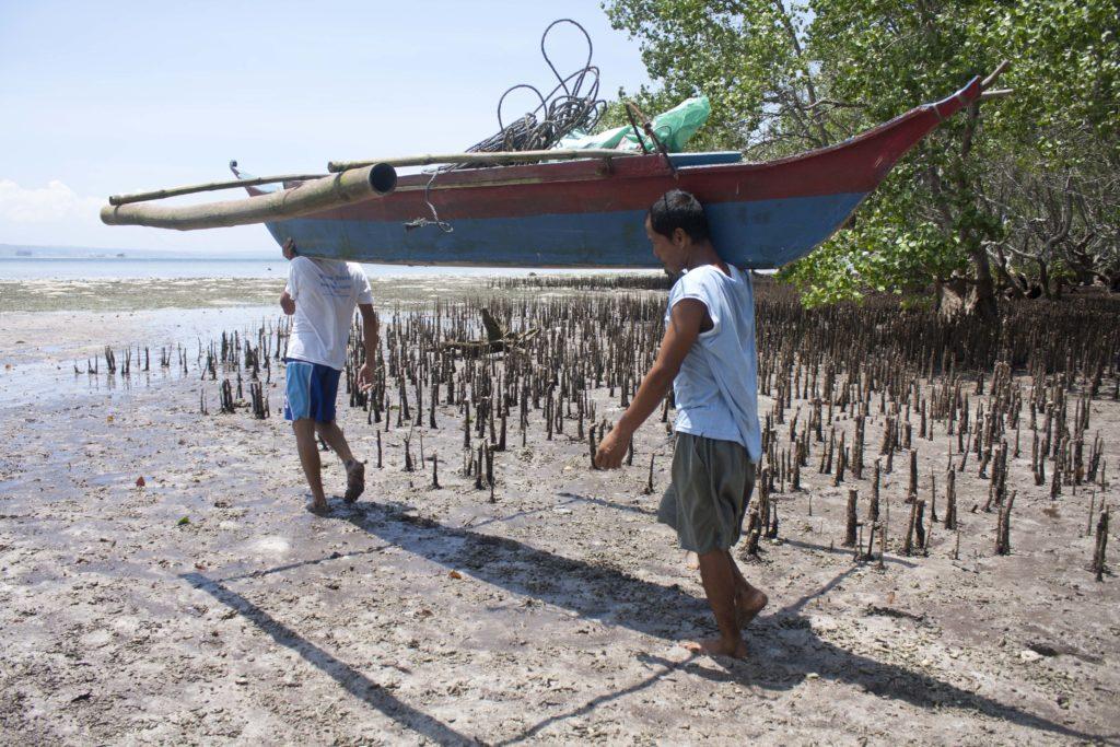 Etwas über 1,7 Millionen Erwerbspersonen sind in der meist küstennahen Fischerei tätig © Lilli Breininger