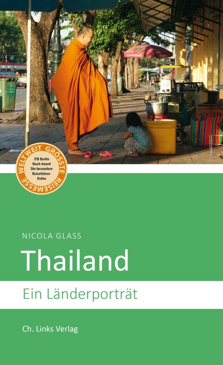"""Cover """"Thailland: Ein Länderportrait"""" © Ch. Links Verlag"""