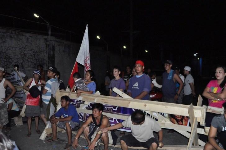 Streik bei NutriAsia 2018 © Deutsch-Philippinische Freunde