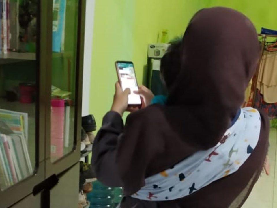 In Indonesien sind viele Frauen im Online-Business tätig © Fathimah Fildzah Izzati