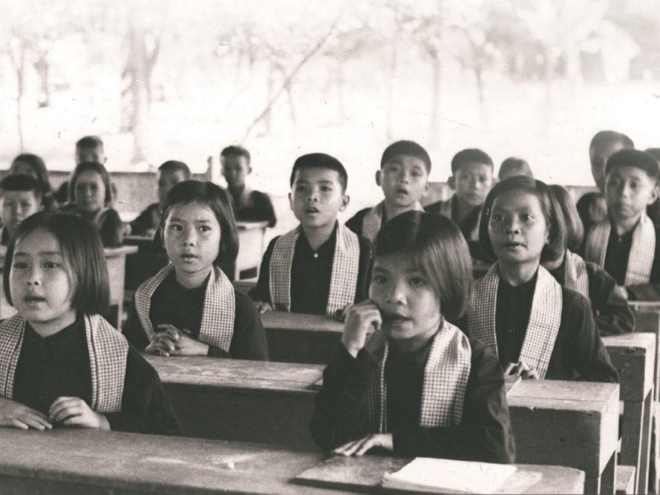 Ausschnitt Buchcover: Daniel Bultmann: Kambodscha unter den Roten Khmer © Ferdinand Schöningh Verlag