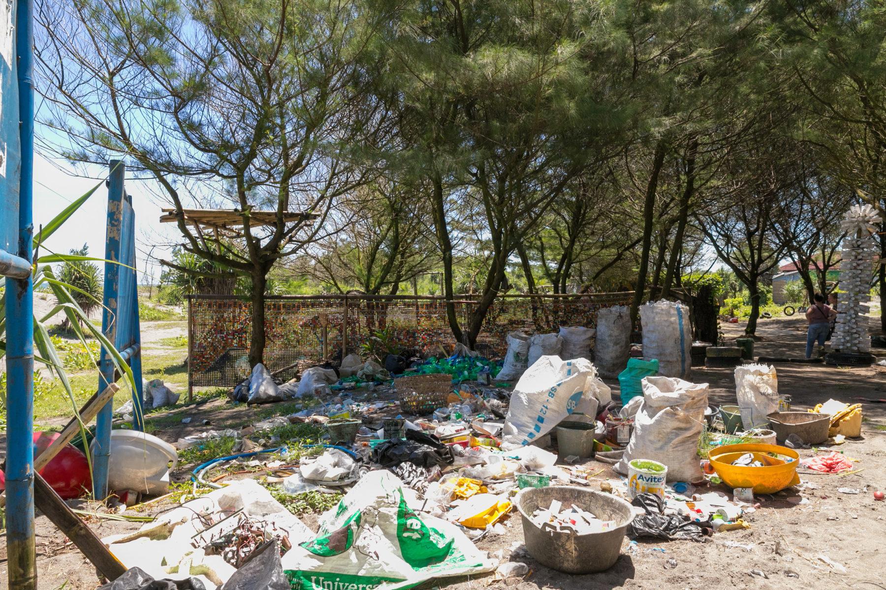 Müllbanken in Indonesien (Teil I)