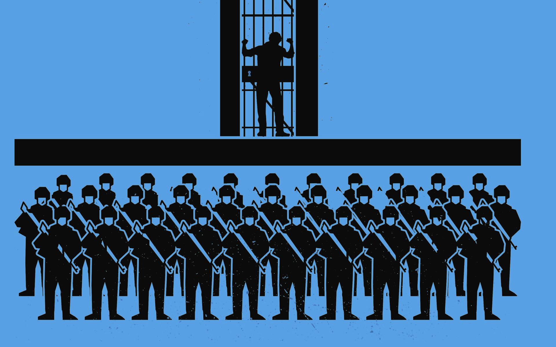 """""""War of Terror"""" © NC Jakarta"""
