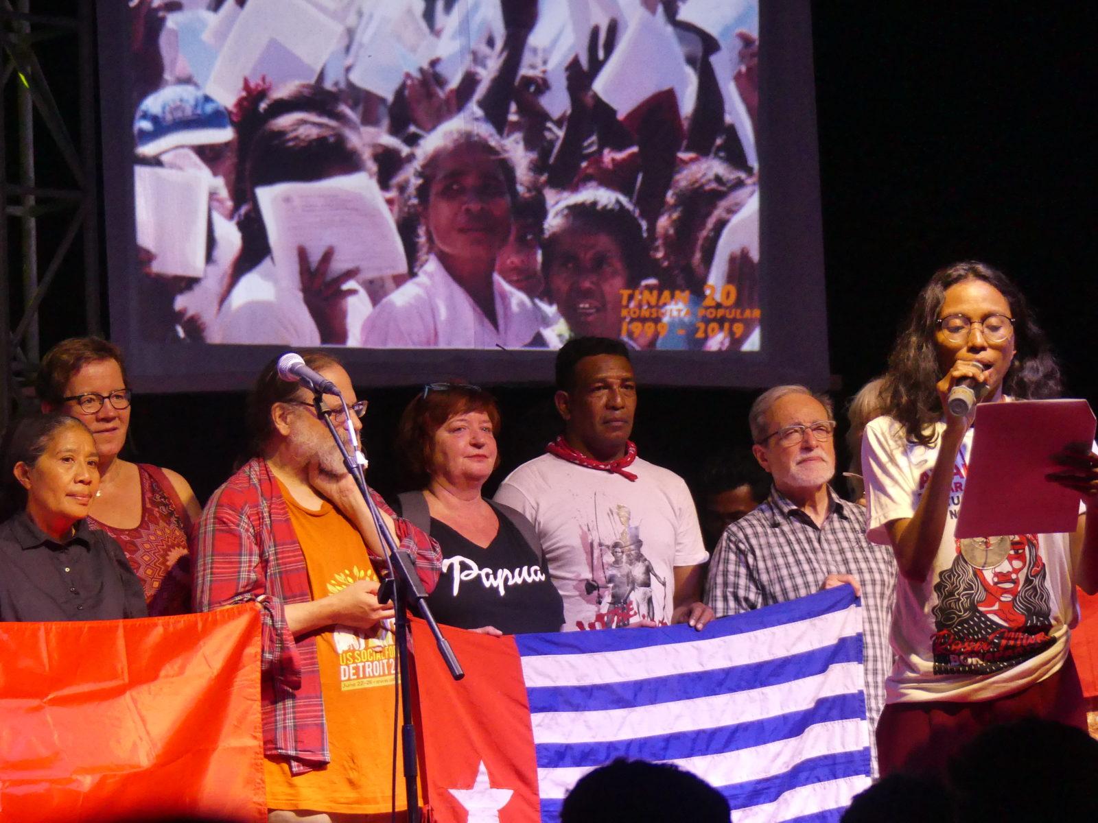 Die internationale Solidarität für Gerechtigkeit und Frieden stärken - über die Grenzen von Timor-Leste hinaus © Maria Tschanz