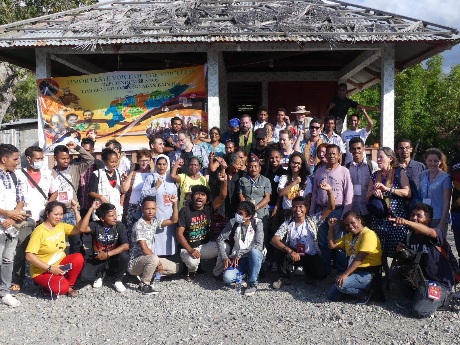 Solidarisch an der Seite von Timor-Leste: Damals wie heute © Monika Schlicher
