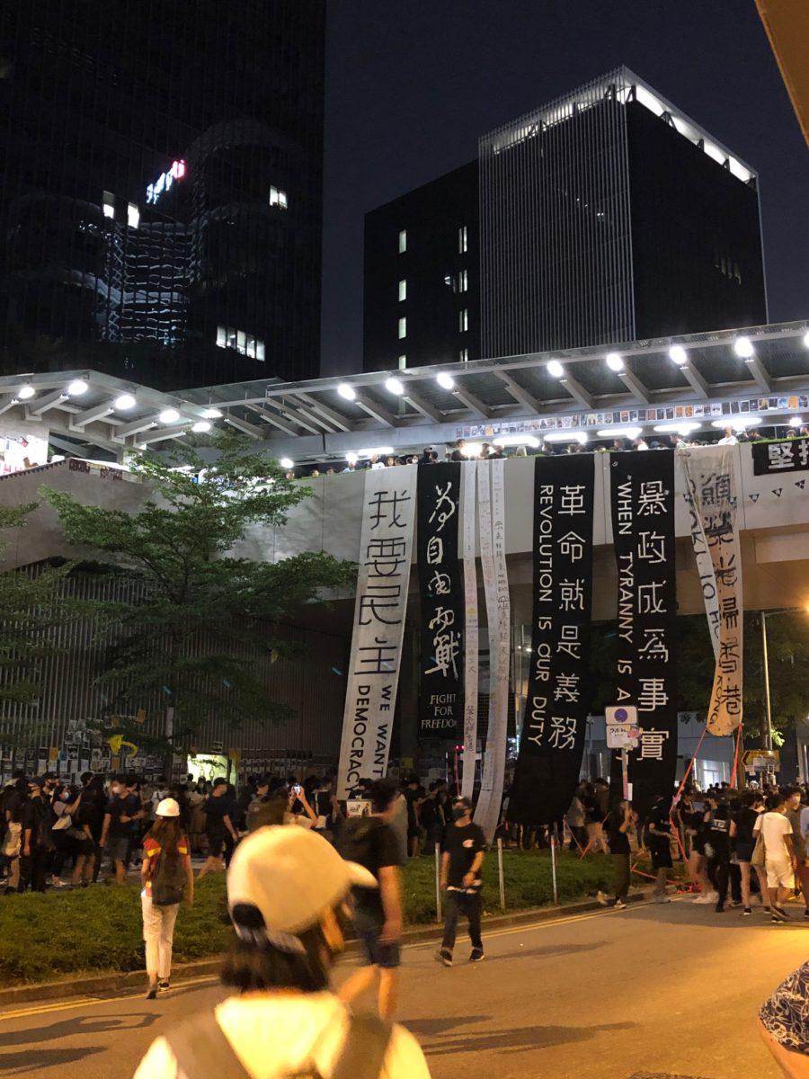 Hongkong: Revolution ist unsere Pflicht © Vivienne Chow