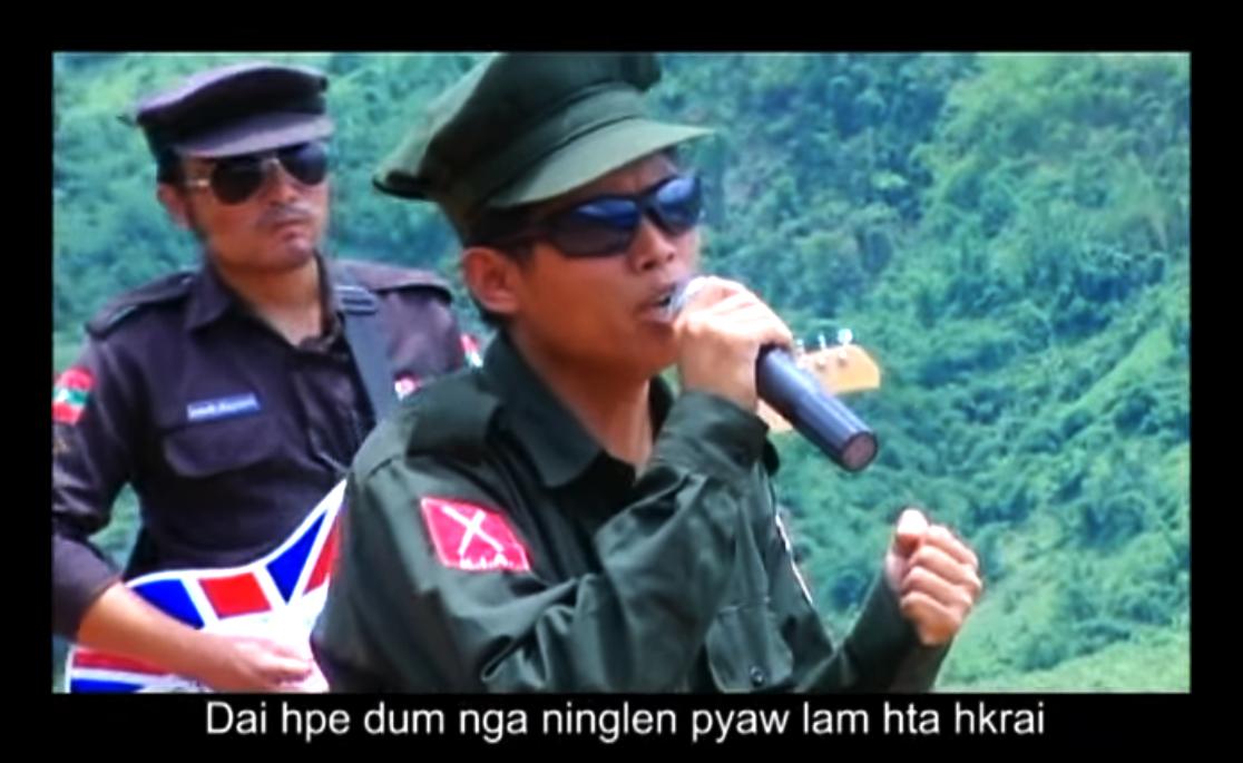 Myanmar, Karaoke aus Kachin © Youtube