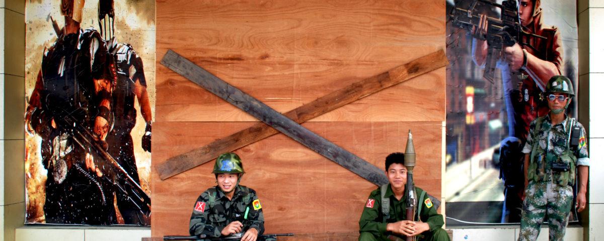 Myanmar, Karaoke aus Kachin © David Brenner