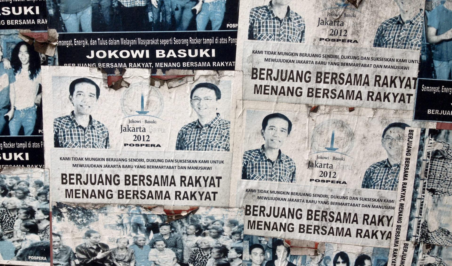 Indonesien, Wahlkampf 2012, Joko Widodo und Ahok © Eduardo M.C., flickr