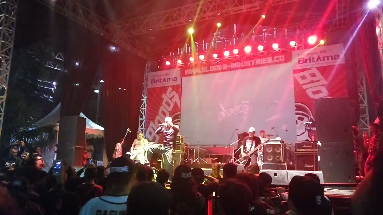 Indonesien, Undergroundszene, Grindcore-Band Tengkorak @ Hikmawan Saefullah (CC BY-NC-SA 3.0)