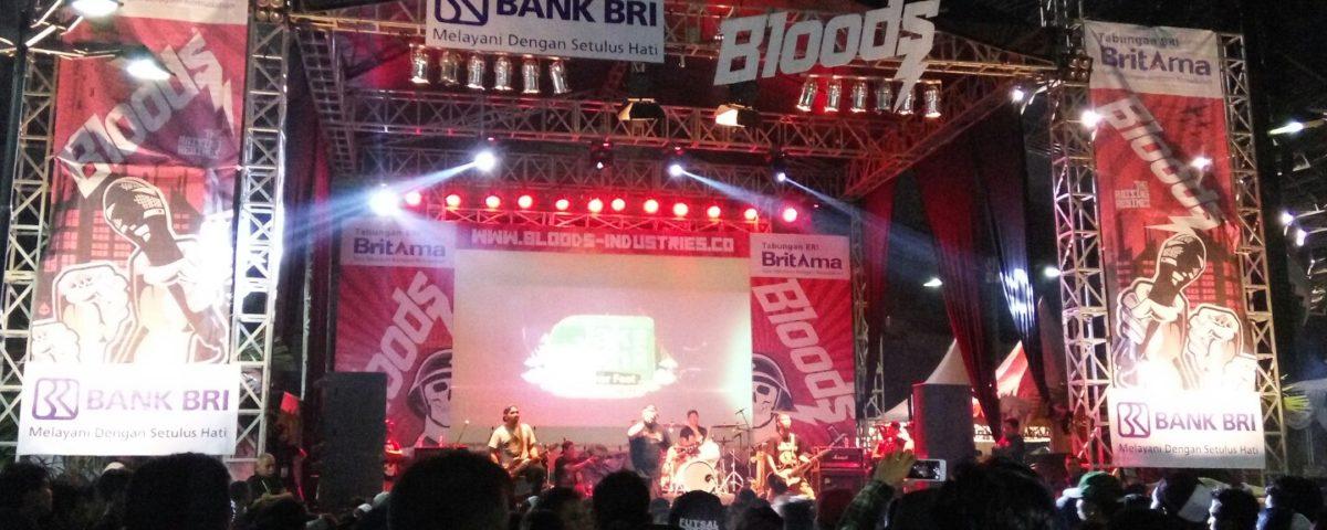 Indonesien, Hardcore-Punkband Paper Tiger © Hikmawan Saefullah (CC BY-NC-SA 3.0)