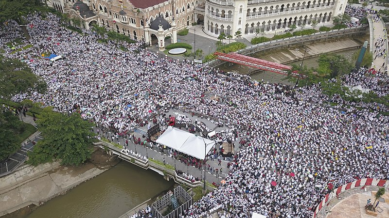 Anti-ICERD-Demonstration 2018 © Wikimedia, CC-BY-SA-3.0