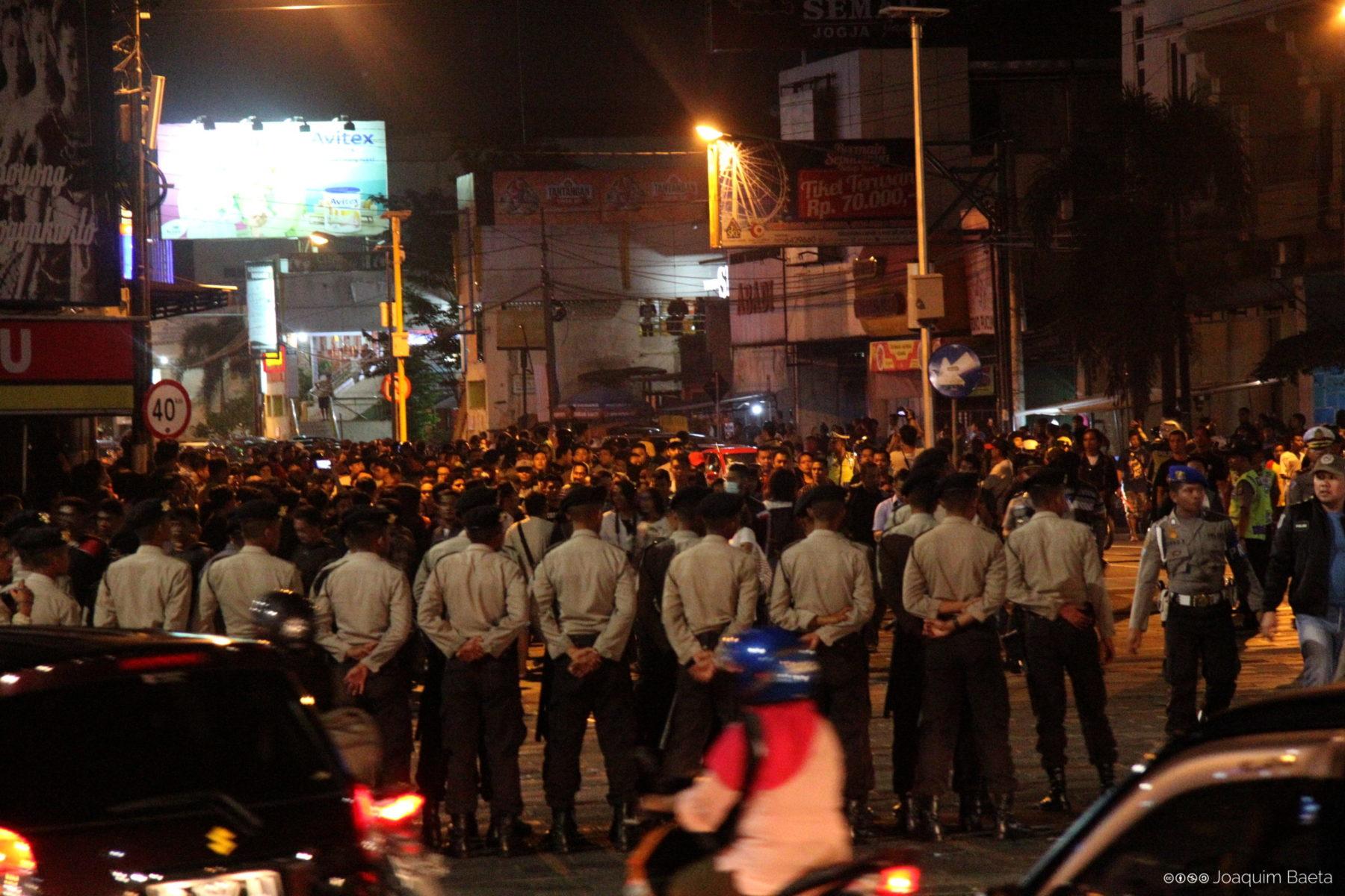 Indonesien: Mahnwache Ahok 2017 © Joaquim Baeta, flickr