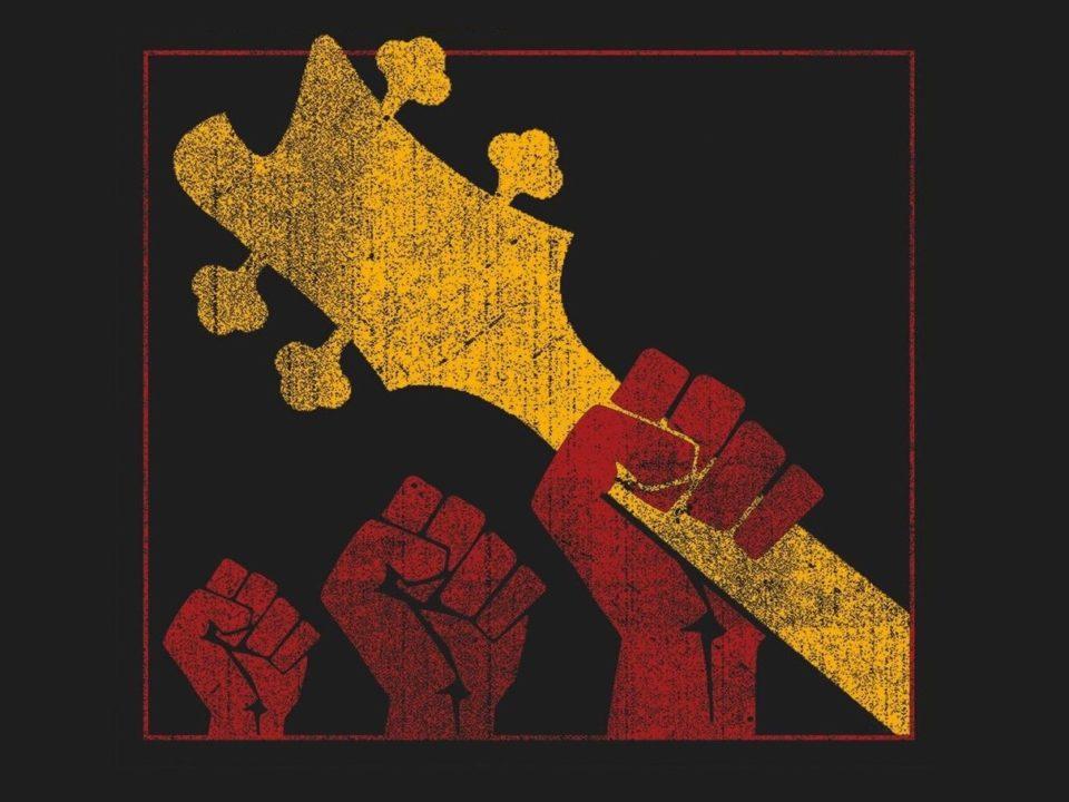 Musik als Instrument politischer Bewegungen © KNTL RUUP