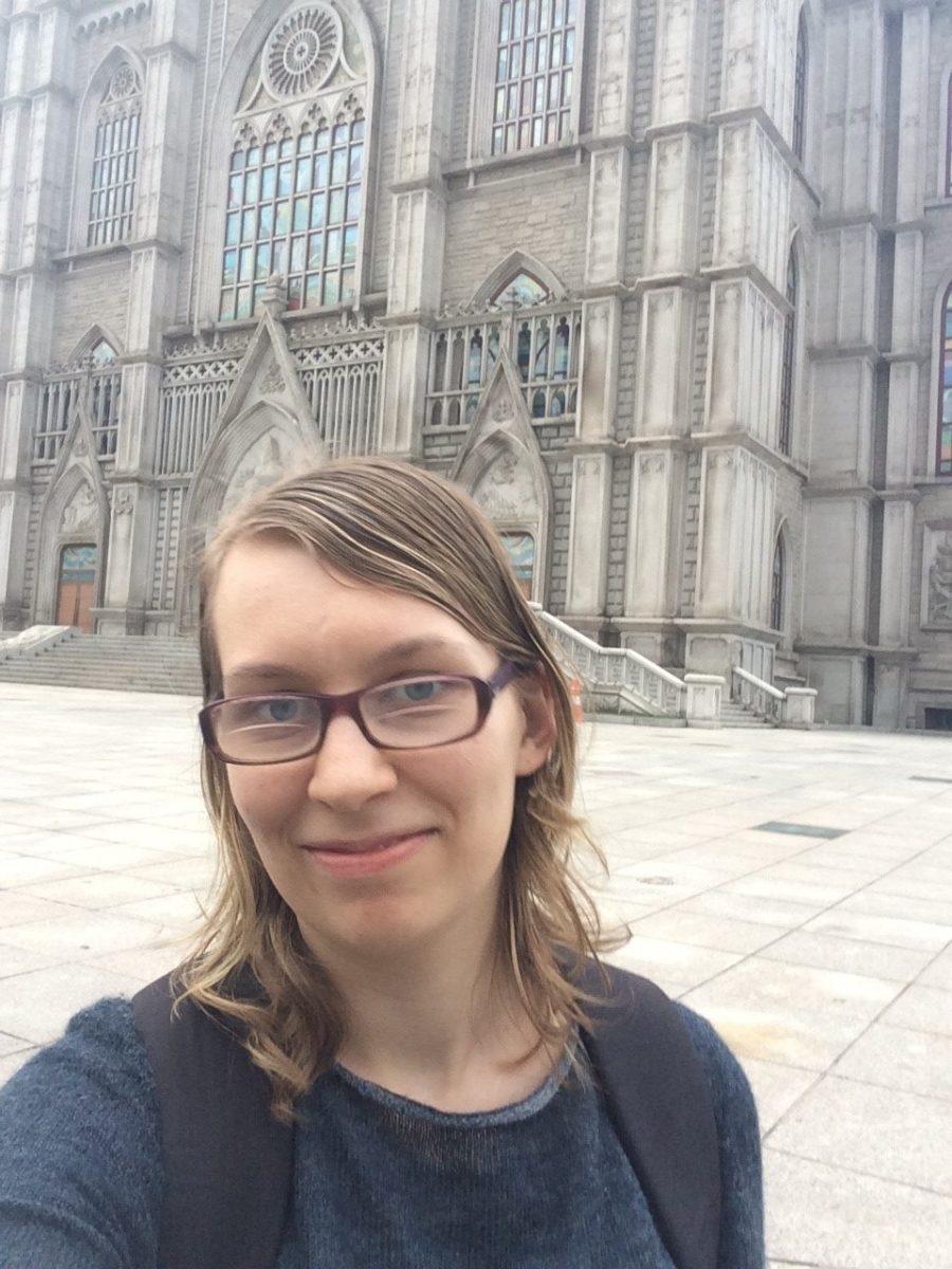 Katharina Valjak