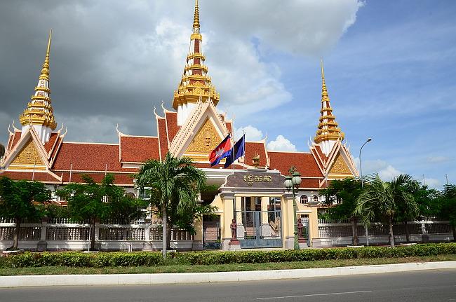 Kambodscha, Nationalversammlung © LICADHO