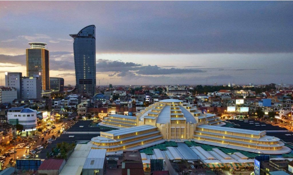 Kambodscha, Phnom Penh © Lor Teng Huy, CC-BY-SA-4.0