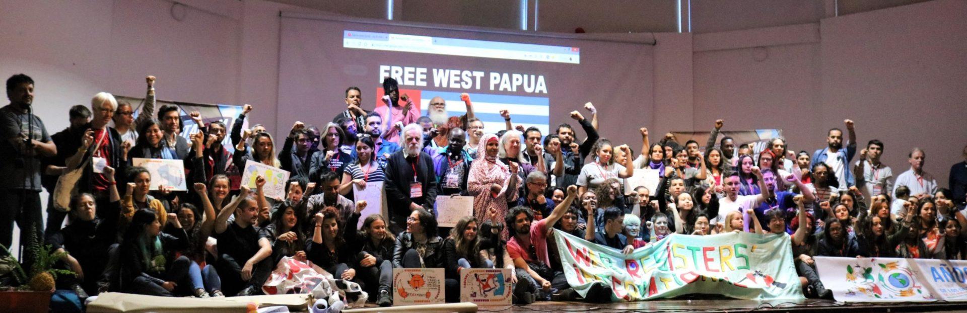 War Resisters International © WRI