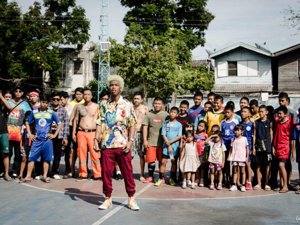 Thailand, Rap, radikale kulturelle Kraft © Cindy Gibier