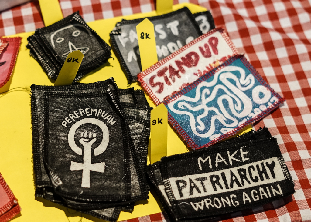Sexismus im indonesischen Punk