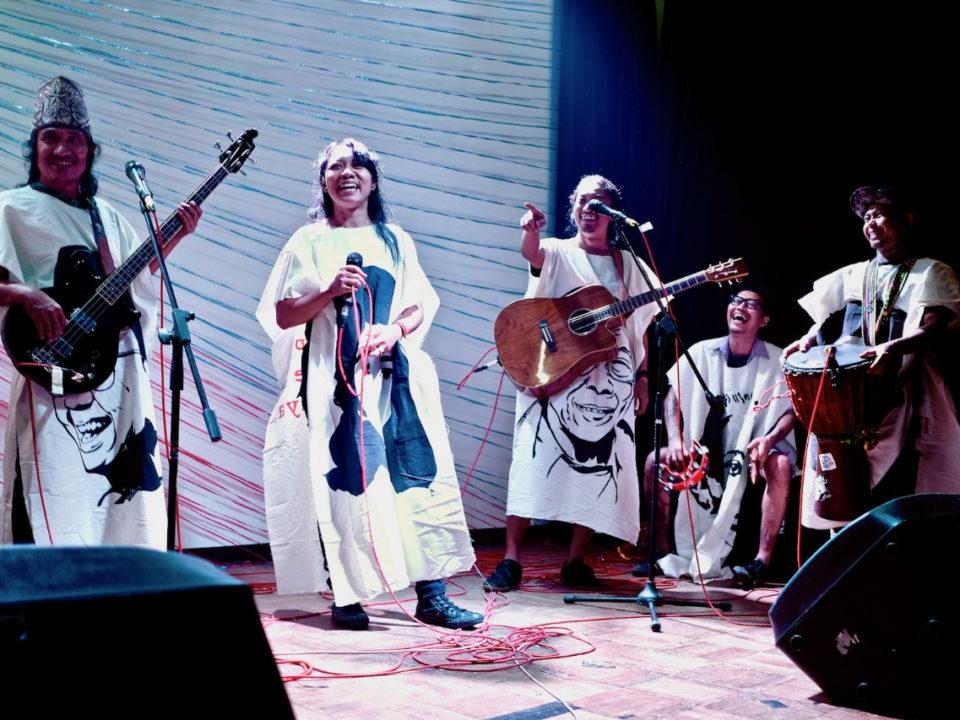 Indonesien Musik als Waffe