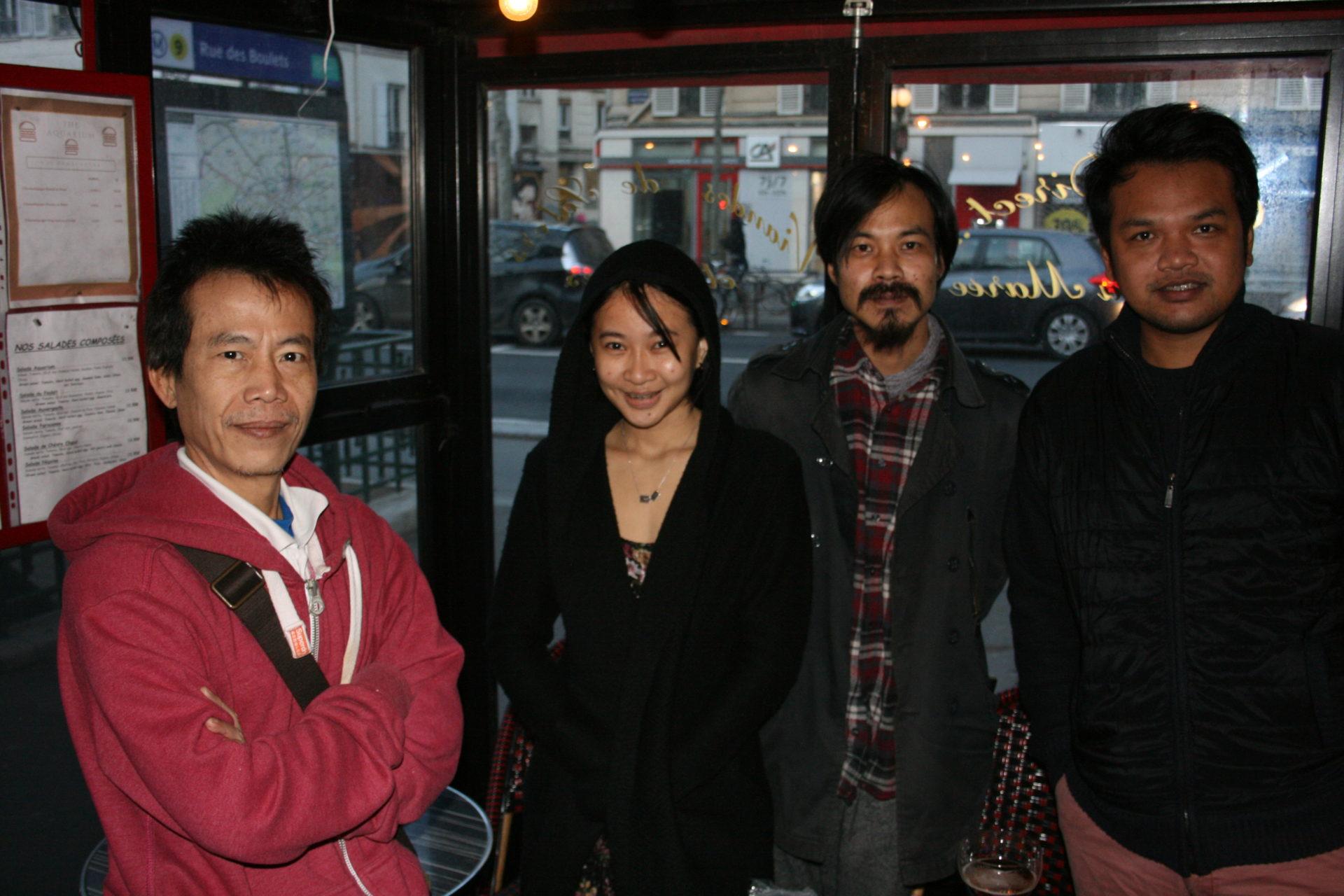 Thailand Faiyen Exil Interview