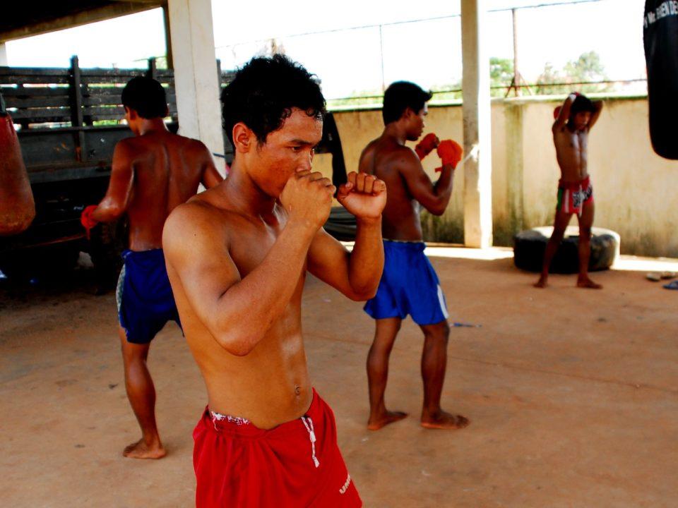 Kambodscha aus den Medien verbannt