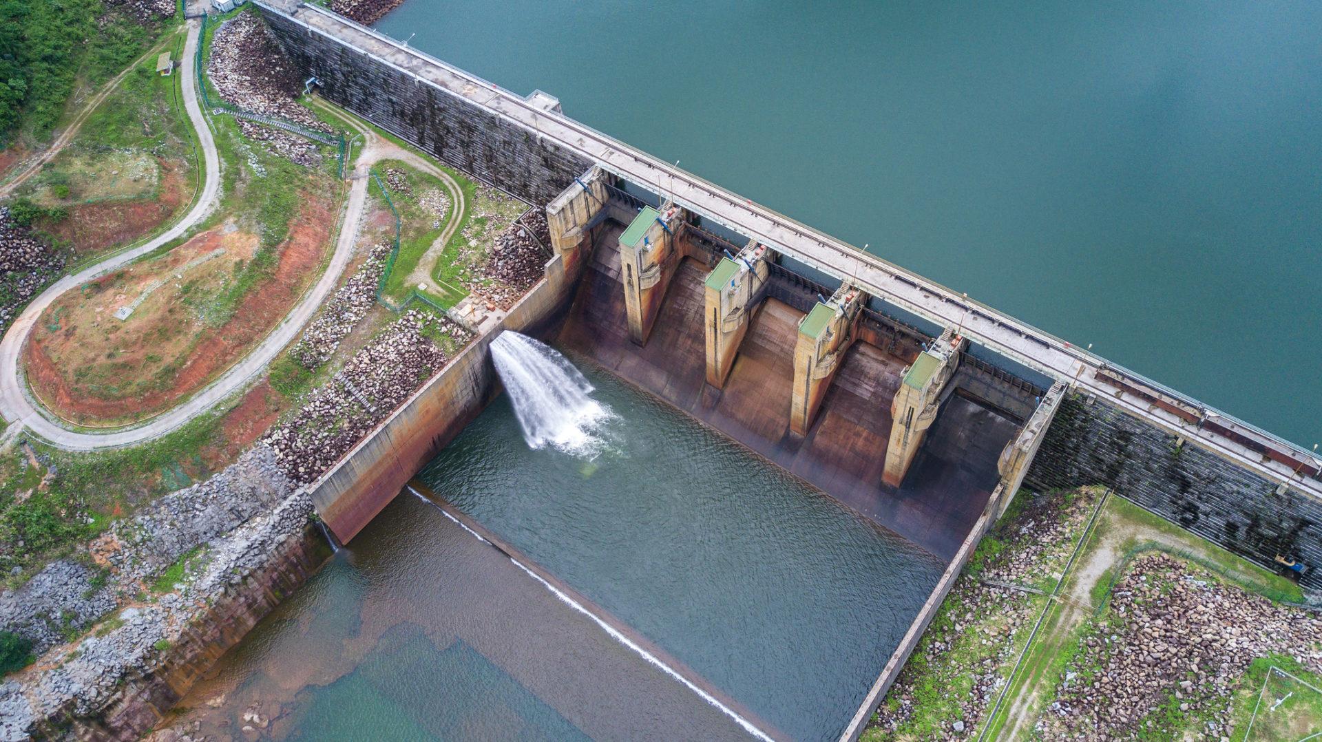 Rezension Laos Staudamm Modellprojekt