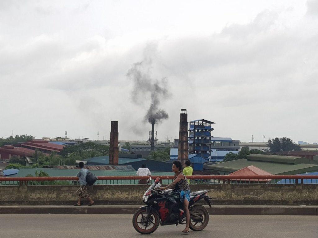Myanmar Klimawandel Naturkatastrophen