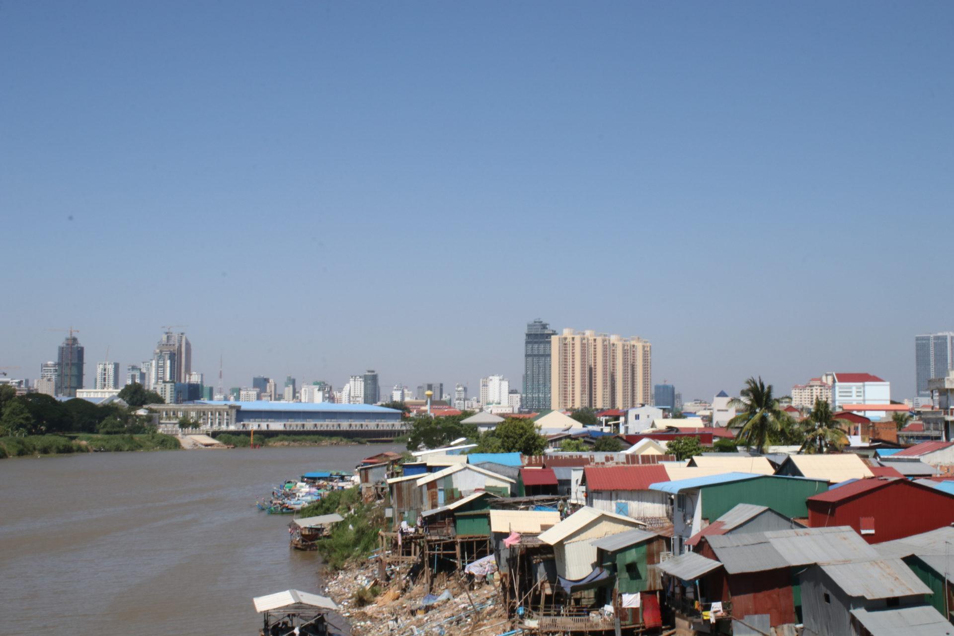 Kambodscha Klimaschutz