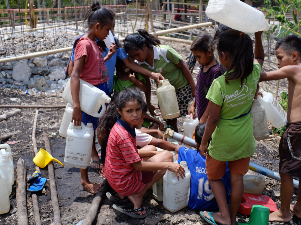 Indonesien Klimawandel Fachjargon