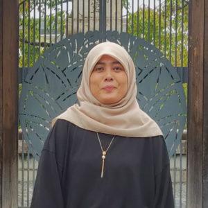 Syarifah Aini Dalimunthe