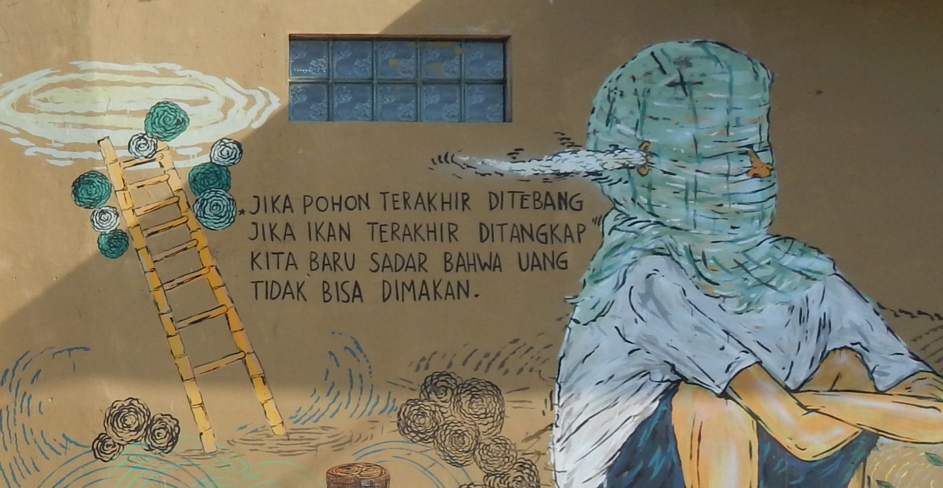Indonesien Omnibus Gesetz