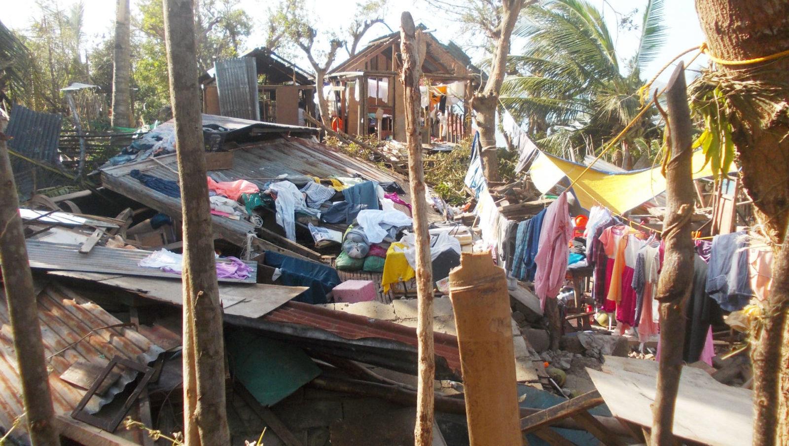 Taifun Yolanda