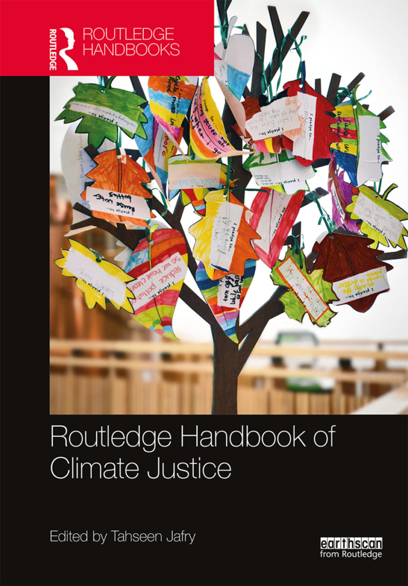 Rezension Handbuch Klimagerechtigkeit