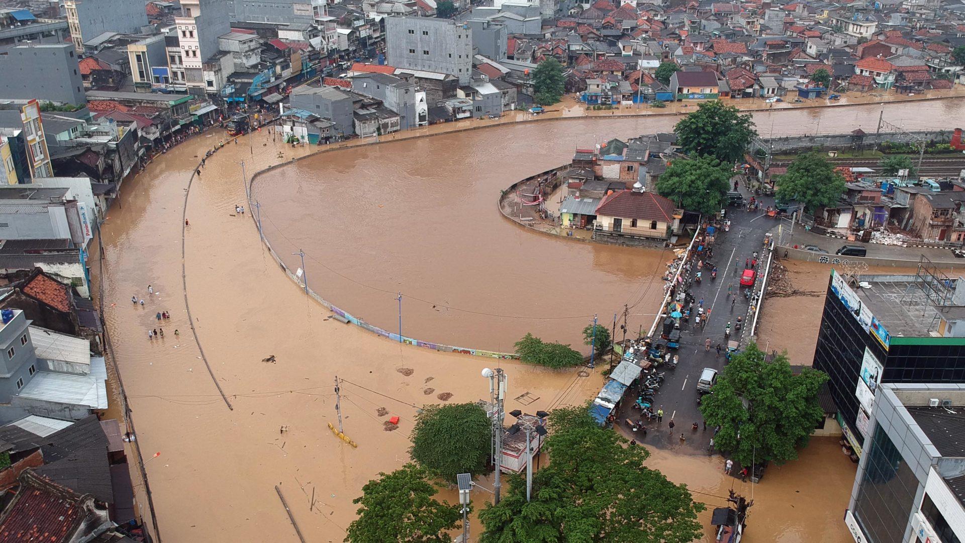 Indonesien Auf Sumpf Gebaut Sudostasien 1 2020