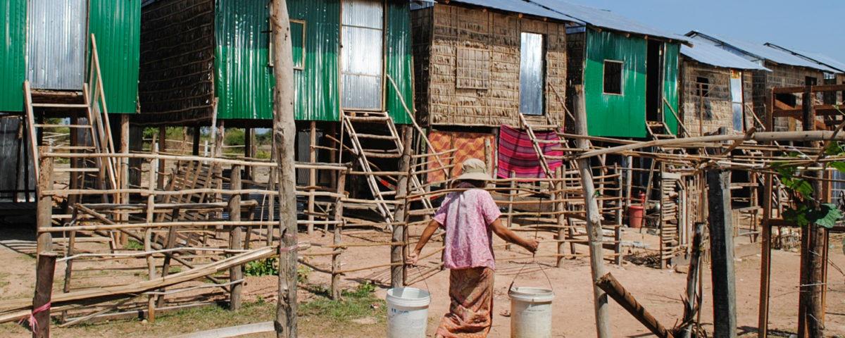 Südostasien Frauen Wasser