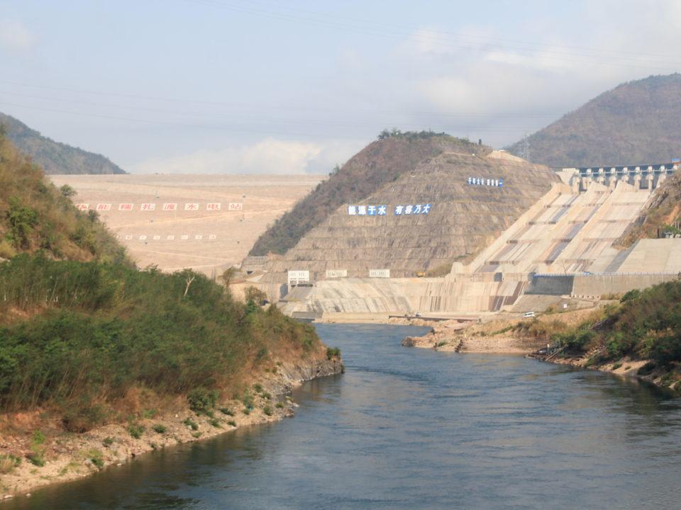Südostasien Staudämme Mekong