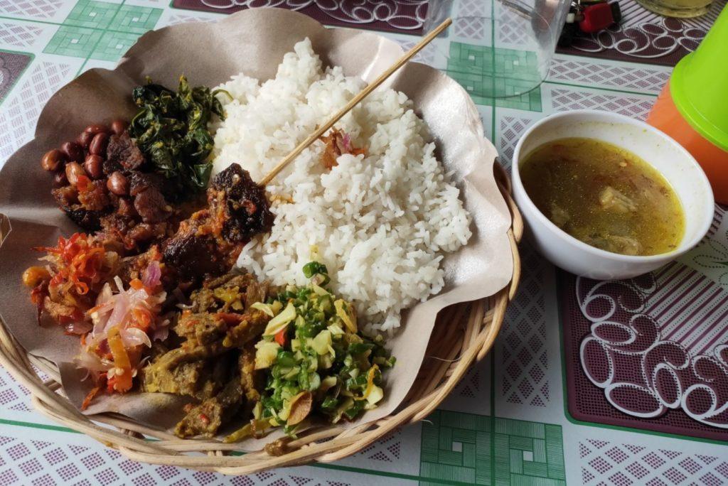 Die Verehrung der Reisgöttin Dewi Sri