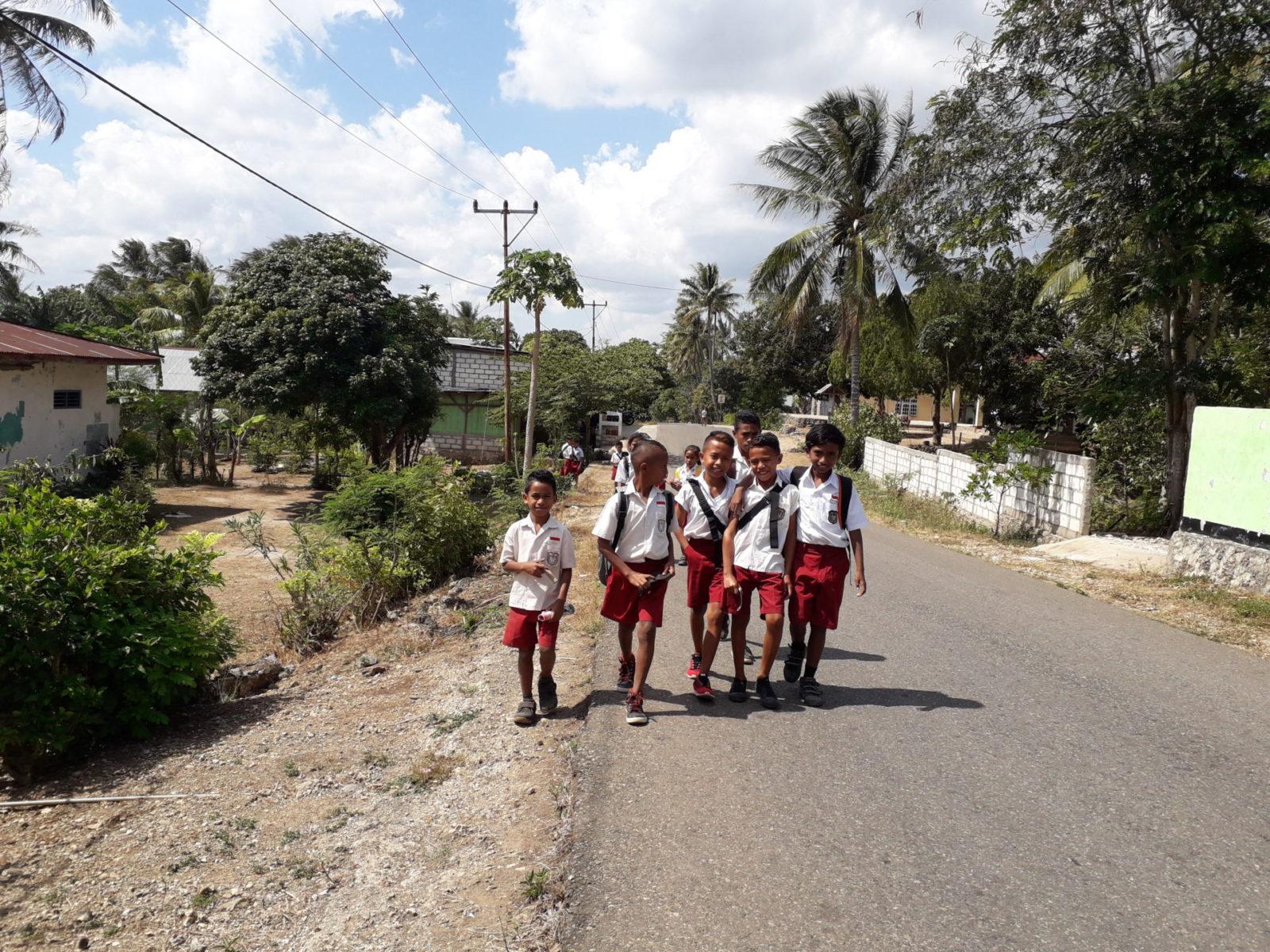 Indonesien Schüler*innen