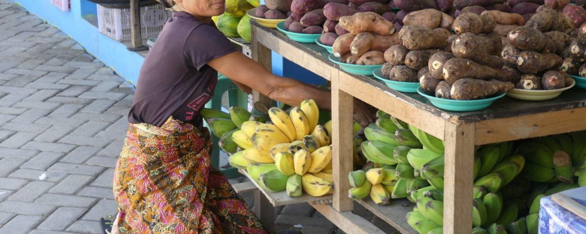 Timor-Leste traditionelle Lebensmittel