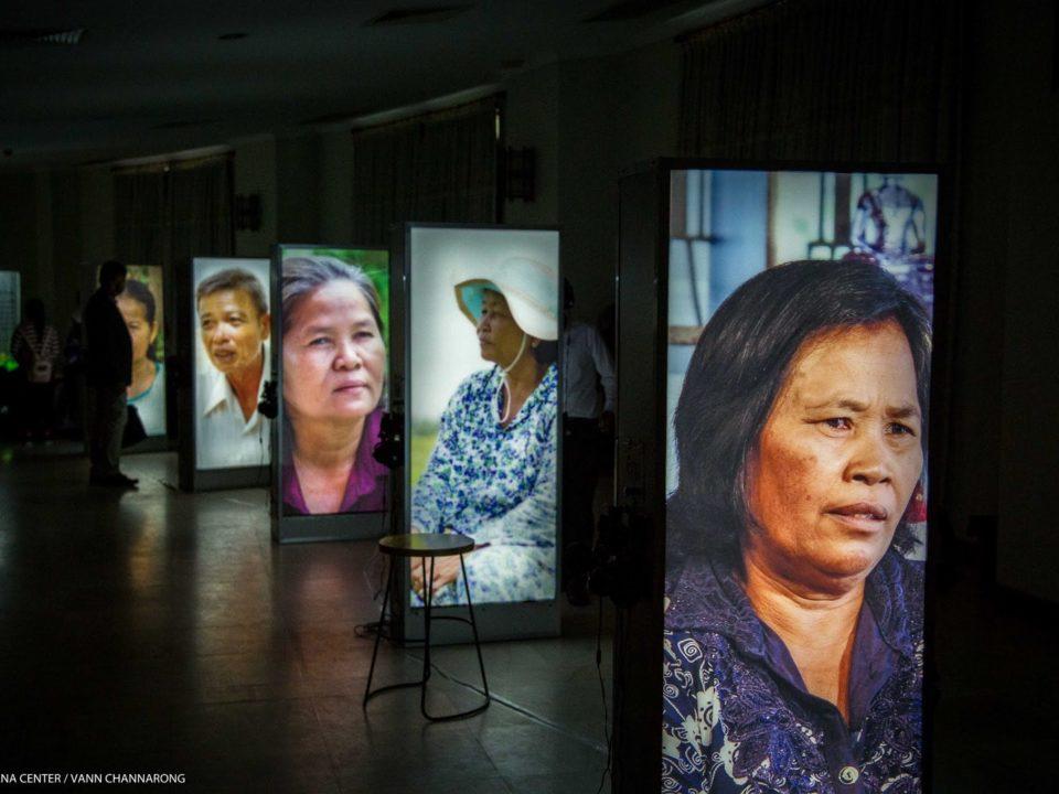 Kambodscha Frauen Zwangsheirat