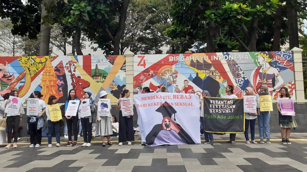 Indonesien sexualisierte Gewalt